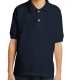 Blank Pine Crest Youth Blended Polo Shirt