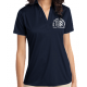 Pine Crest Dri Fit Ladies Polo Shirt
