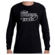 Blaze Long Sleeve Cotton Tee