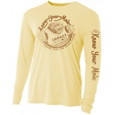 IMPACT Melanoma Youth Long Sleeve Dri Fit