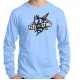 Reid Stingers Long Sleeve Cotton Tee